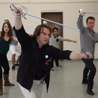 Introduction to IntAdv Stage Combat with Thomas Usher