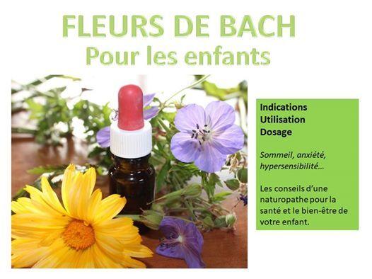 Fleurs De Bach Chez Le Bebe Et Lenfant At Cergy Pontoise Ile De