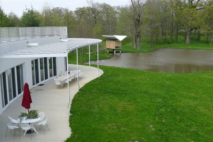 Open House At Prairie Glass House