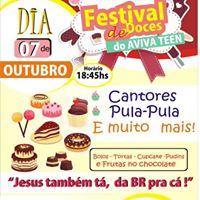 2 Festival de Doces do AVIVA