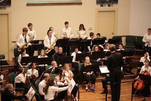 BPYO Farewell to Seniors Concert