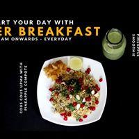 Breakfast  63 BY-LANE
