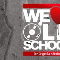 WE Love Oldschool - das Original aus Berlin