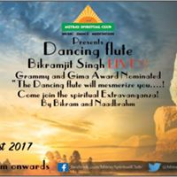 Dancing Flute By BikramSingh LIVE