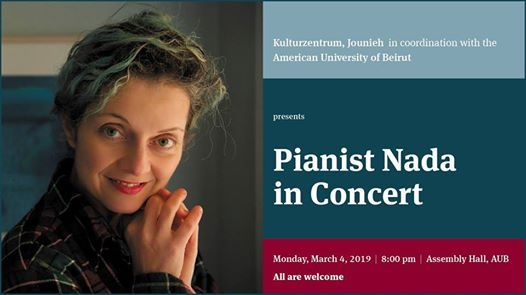 Pianist Nada in Concert