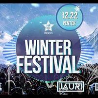 Magic Friday - Winter Festival  Zalaegerszeg