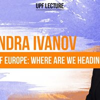 UPF Lecture  The Future of Europe where are we heading