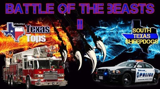 Battle Of The Beasts II Car Show At Texas Tops Truck Accessories - Mcallen car show