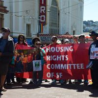 Tenants Convention in D8 Castro Noe Duboce