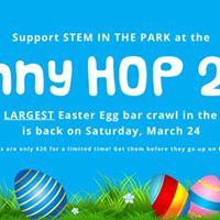 Bunny Hop Bar Crawl presented by Crawl With Purpose