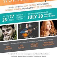Songwriters Circle Workshops