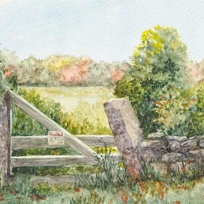 Watercolor on Yupo with Kristin Woodward