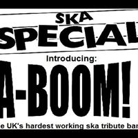 Ska-Boom support from one drop