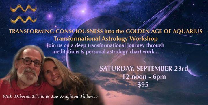 Transformational Astrology Workshop