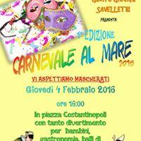 Carnevale AL Mare 2016