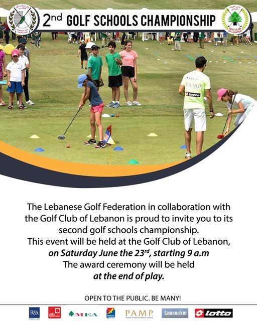 2nd Golf Schools Championship
