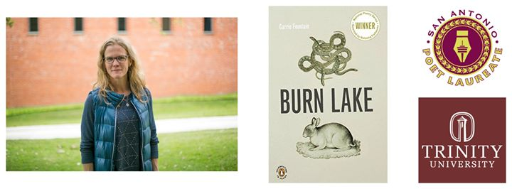 Briscoe Book Club Burn Lake by Carrie Fountain