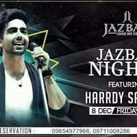 Harrdy Sandhu Live at Jazbaa  91-9654977966
