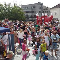 Barnas Dag i Larvik By