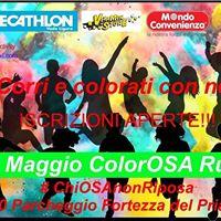 ColorOsaRun 4k 14 Maggio 2017