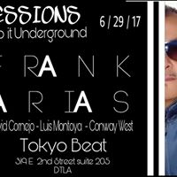 SESSIONS  - Keep it Under Ground with Frank Arias
