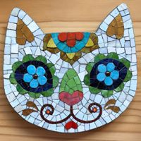 Mexican Smalti Day of the Dead Workshop with Donna Van Hooser