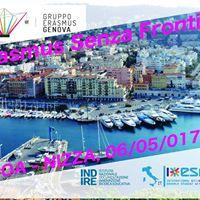 Erasmus Senza Frontiere - Il GEG incontra Nizza