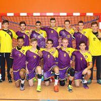 Handball -18 ans Chpt de France HBC Nantes vs Angers Noyant HBC