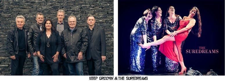 Keep Groovin & The Suredreams