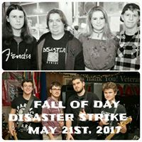 Disaster Strike Live At The Tecumseh Town Victoria Day Fireworks