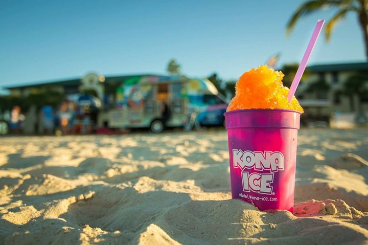 free kona ice