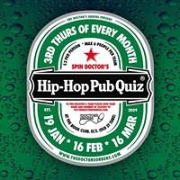Hip-Hop Pub Quiz