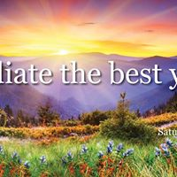 Radiate the Best You