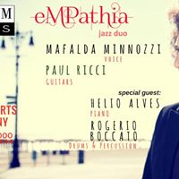 Empathia Jazz Duo plus Helio Alves and Rogerio Boccato