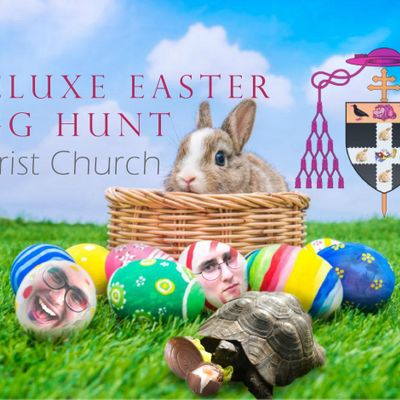 Christ Church Deluxe Easter Egg Hunt