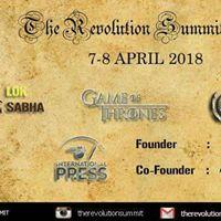 The Revolution Summit 2k18