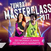 Mega Day with Zumba Master Class in Sweden