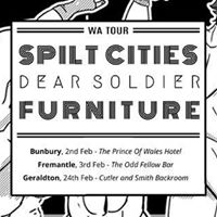 Spilt Cities Dear Soldier &amp Furniture at Cutler and Smith