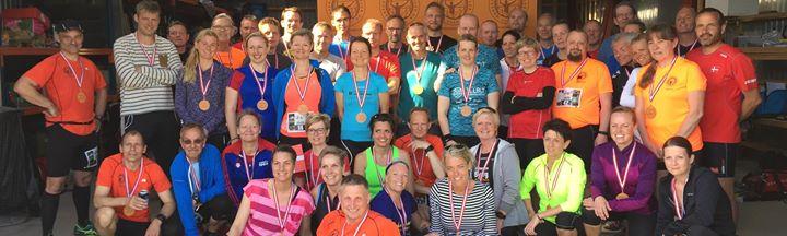 Kolstrup Gods Halvmarathon 18
