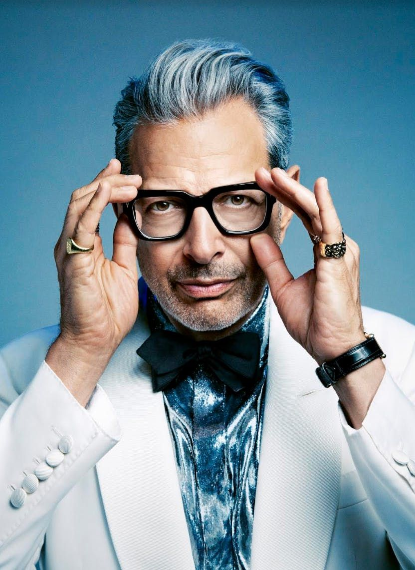 Jeff Goldblum & The Mildred Snitzer Orchestra (late show)