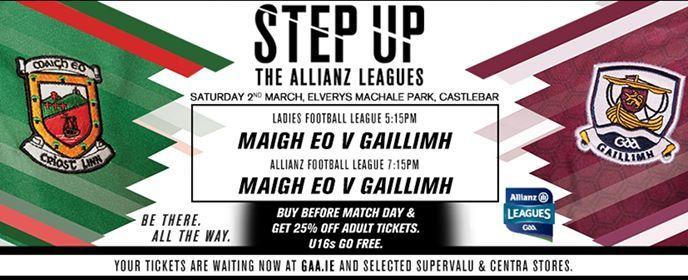 Mayo Vs Galway