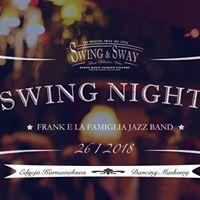 Swing Night  Impreza Maskowa z muzyk na ywo