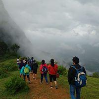 Ballalarayana Durga Fort and Waterfalls Trek