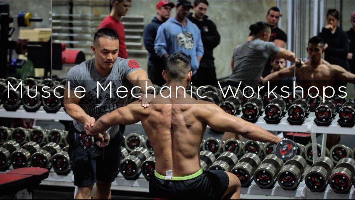 Muscle Mechanics Singapore Workshop