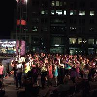 DanceSPARK April Meeting