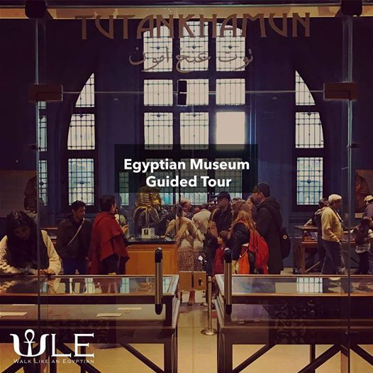 Night at the museum - Guided Tour