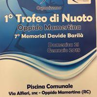 1 Trofeo Oppido Mamertina 7 Memorial Davide Baril
