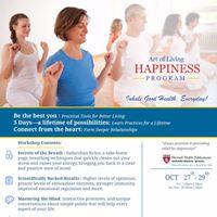 Weekend Happiness Program