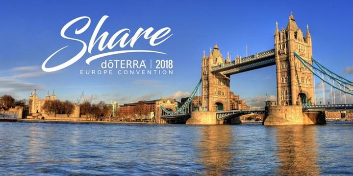 DoTerra Europe Convention - Live Different Team