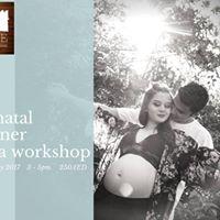 Prenatal Partner Yoga workshop with Lenka